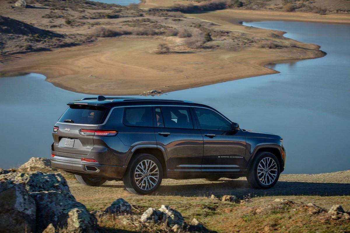 New Jeep Grand Cherokee L Revealed, Coming to SA - Cars.co.za