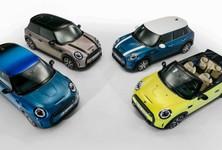 2022 Mini Cooper Lineup