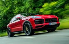 Porsche Cayenne GTS Coupe 2020 1600 1d
