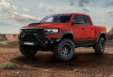 2021 Hennessey Mammoth 1000 Supercharged Ram Trx Pick Up Truck