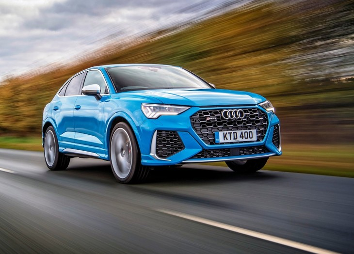 Audi RS Q3 Sportback UK Version 2020 1600 0a