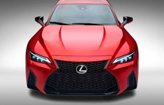 Lexus IS 500 F Sport Performance 2022 1600 15
