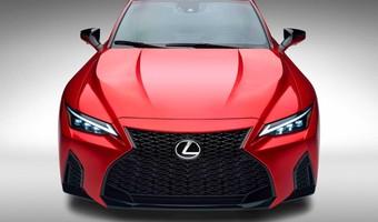 Lexus IS 500 F Sport Performance 2022 1600 15