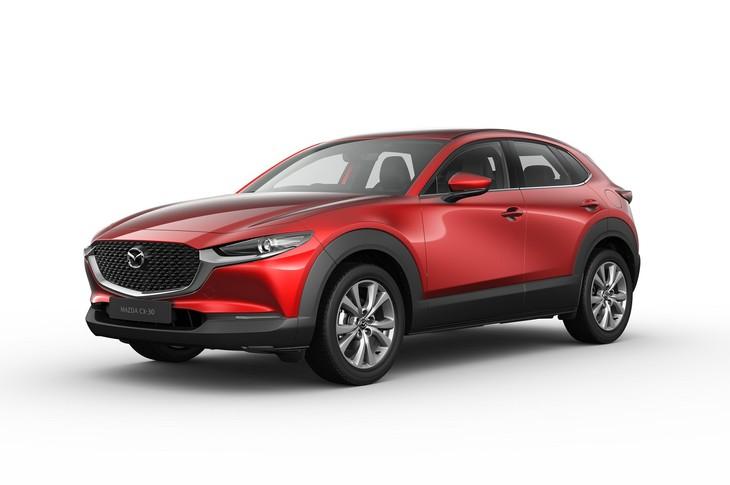 MazdaCX30 3