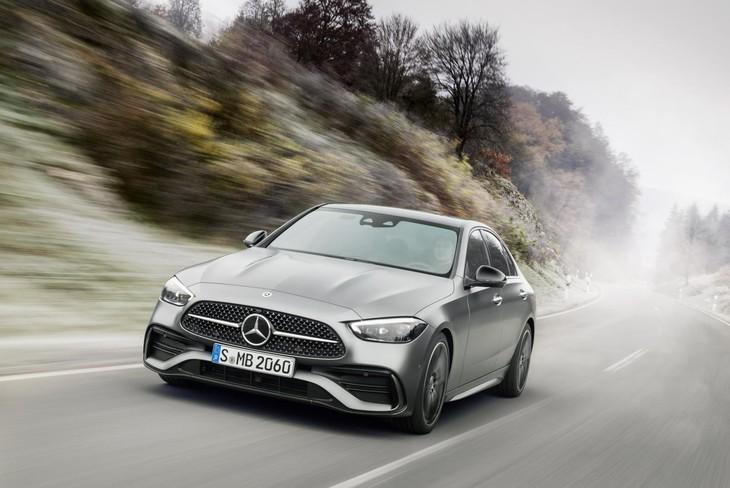 2022 Mercedes Benz C Class 1