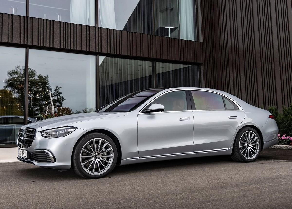 mercedes-benz s-class (2021) specs & price - cars.co.za