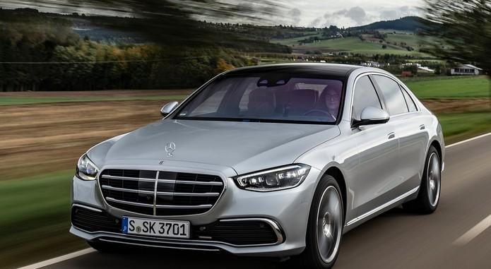 Mercedes Benz S400d 2021 1600 0d