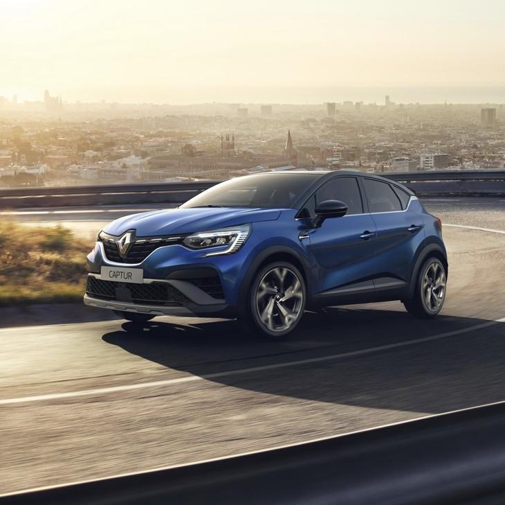 2021 Renault Captur Rs Line 2