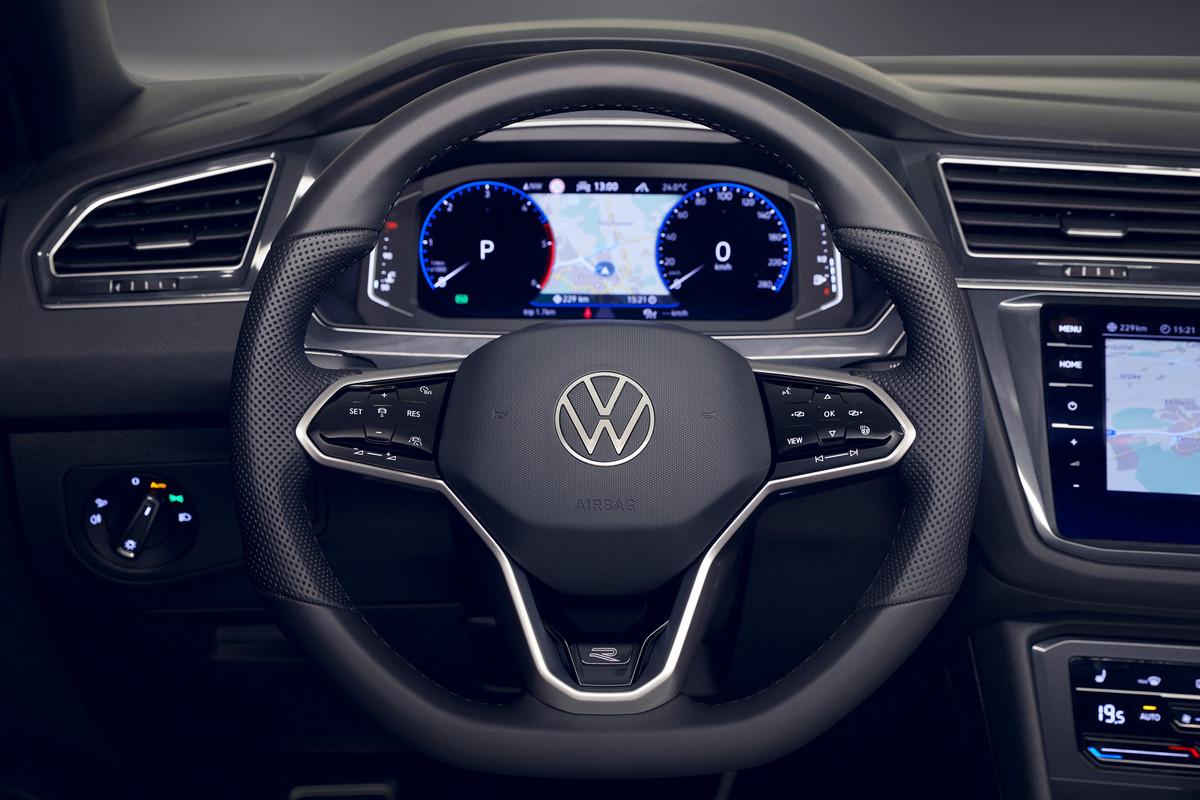 Volkswagen Tiguan (2021) International Launch Review ...