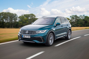 Volkswagen Tiguan (2021) International Launch Review