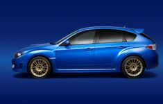 Subaru Impreza Wrx Sti 21