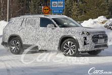 Audi Q9 Spy1