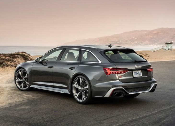 Audi-RS6-Rear