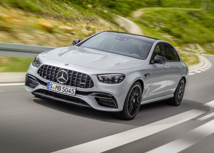 Mercedes-AMG-E63-front