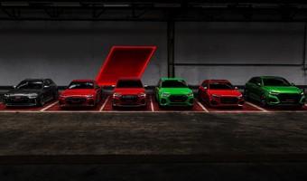 Audi RS Lineup 1