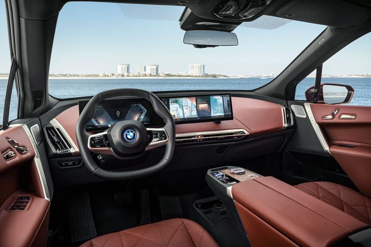 BMW IDrive8b