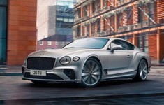 Continental GT Speed 25