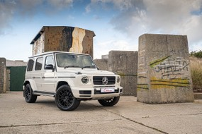 Mercedes-Benz G-Class (2021) Review