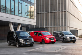 Mercedes-Benz Vito (2021) Specs & Price