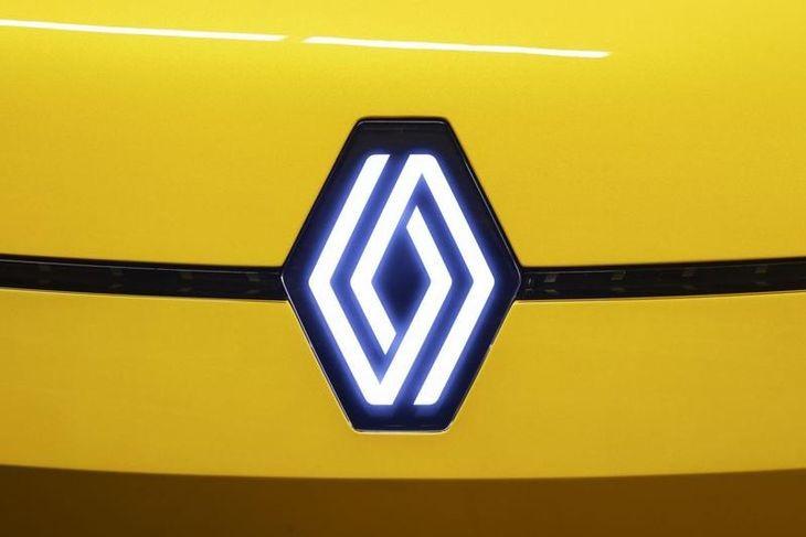 Renault-Badge