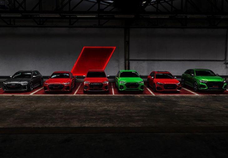 Audi-RS-Models