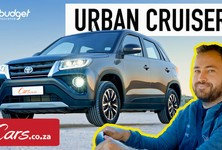 Toyota Urban Cruiser Video