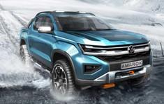 Next Generation Volkswagen Amarok Teaser1