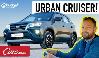 Toyota Urban Cruiser Video