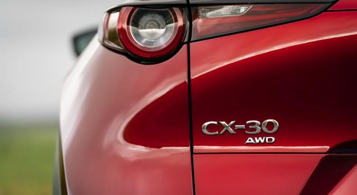 2021 Mazda Cx 30 E Skyactiv X 7