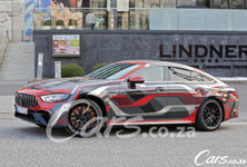 Mercedes GT73 2