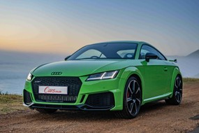 Audi TT RS (2021) Review
