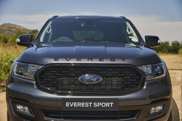 Ford-Everest-Grille