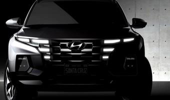 Hyundai SantaCruz 1