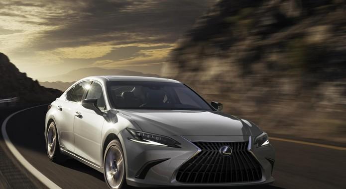 Lexus ES FL 4