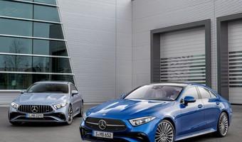 Mercedes Benz CLS 1