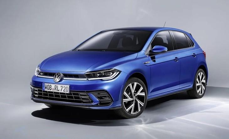 Volkswagen-Polo-front