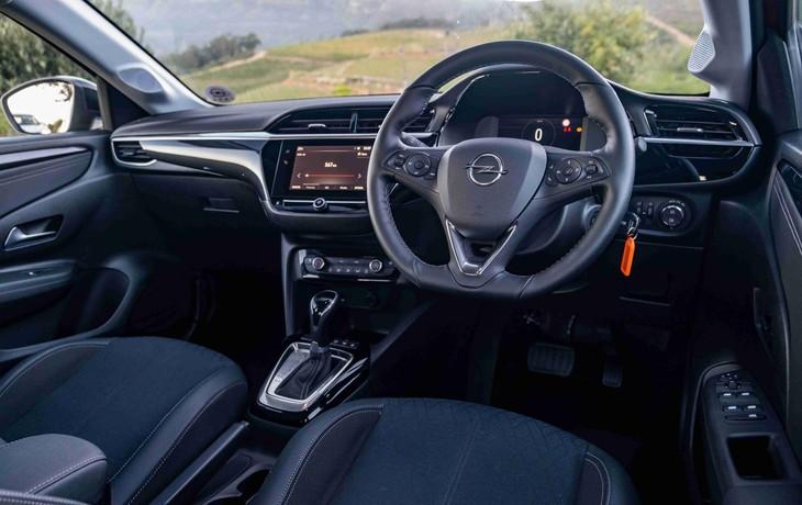 Opel Corsa Interior