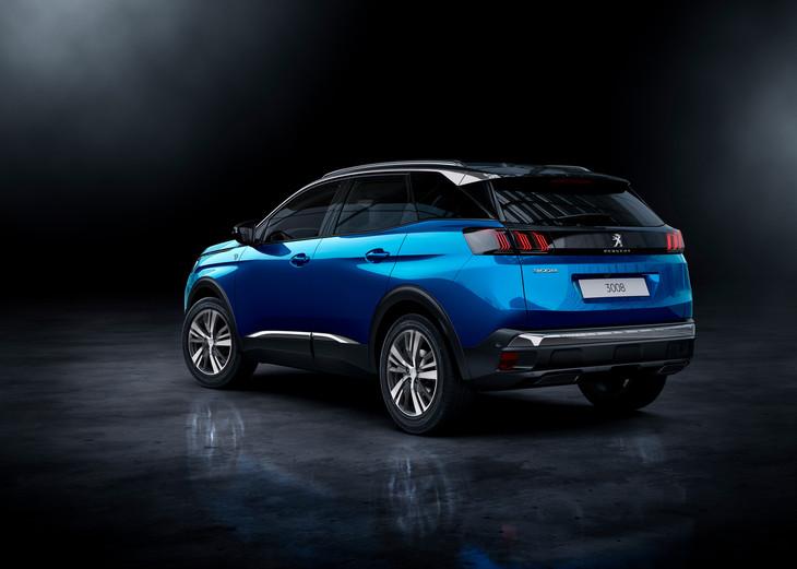Peugeot-3008-rear
