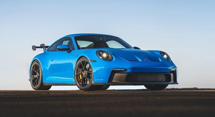 Porsche911 GT3 1