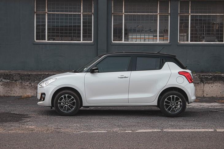 Suzuki-Swift-side