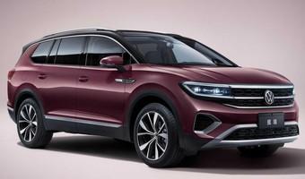 2021 Volkswagen Talagon