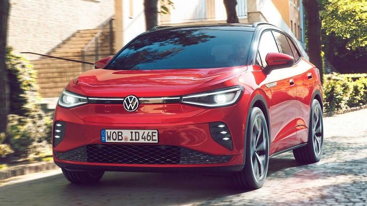 Volkswagen Id 4 Gtx 2021 2