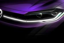 2022 Volkswagen Polo Teaser