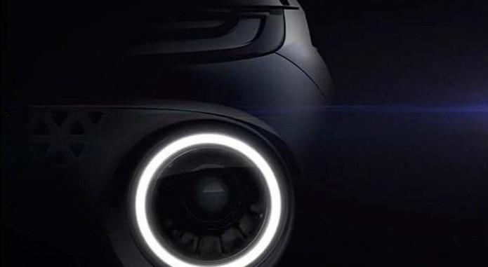 Hyundai AX1 Teaser 1