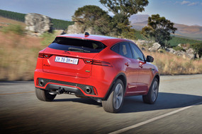 Updated Jaguar E-Pace (2021) Specs & Price