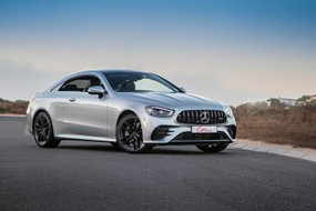 Mercedes-AMG E53 Coupe 4Matic+ (2021) Review