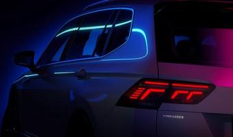 Volkswagen Tiguan Allspace Reveal