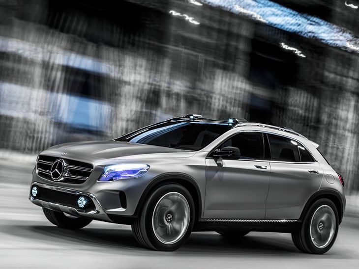 Mercedes Benz Gla 2015 Facebook13