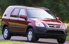 2003 Honda CR V 200i