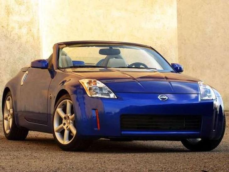 Nissan 350z 2004 Driving Impression Cars Co Za